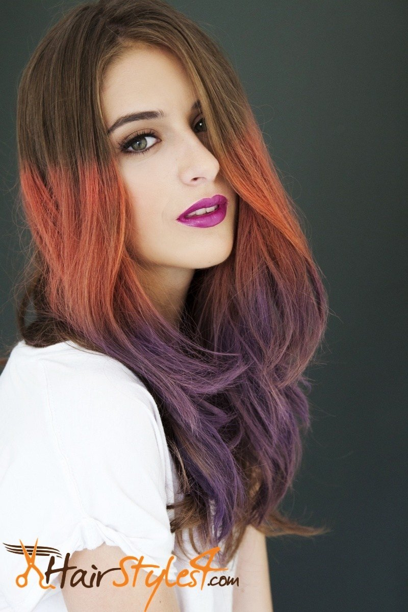 The Best Should I Dye My Hair With Temporary Hair Colors Hairstyles4 Com Pictures