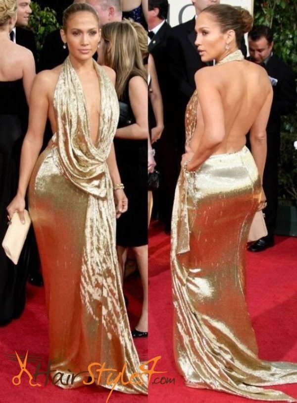 The Best Which Hairstyles Look Good With Backless Dress Pictures
