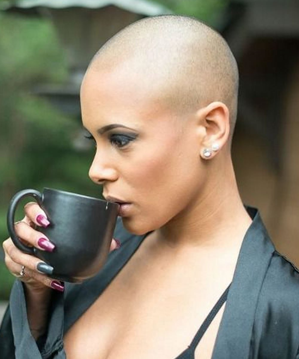 The Best Trends Bald Haircuts Headshave For Women 2018 2019 – Hairstyles Pictures