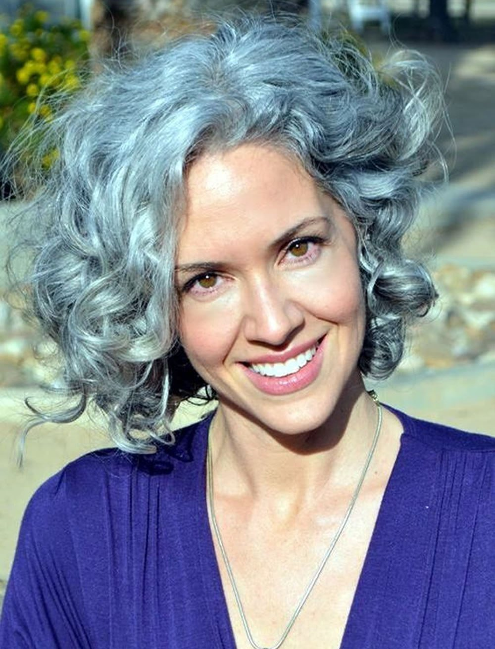 The Best Curly Short Hairstyles For Older Women Over 50 – Best Short Haircuts – Page 5 – Hairstyles Pictures