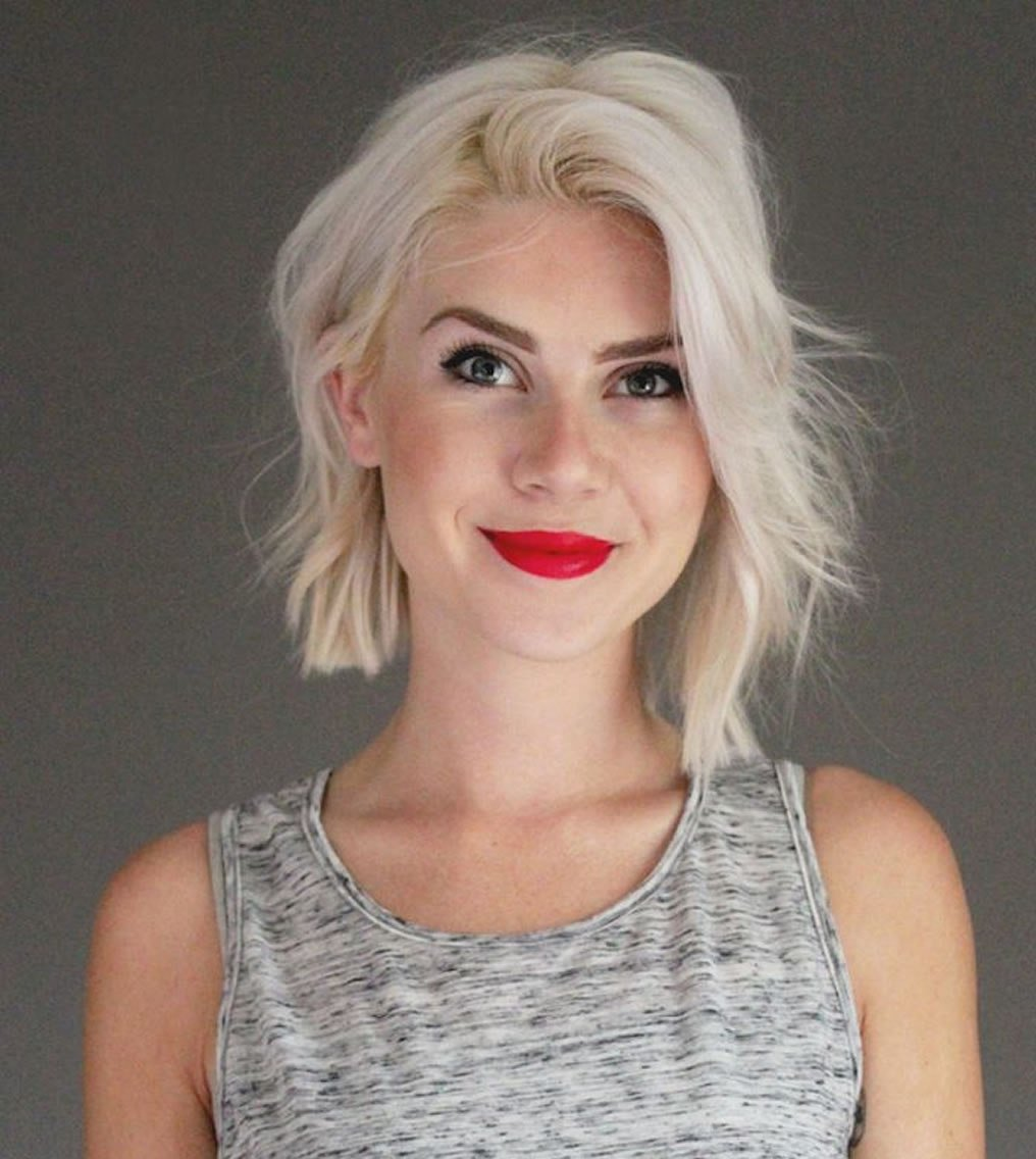 The Best 2019 Short Hairstyles Haircuts For Thin Hair – Hair Pictures