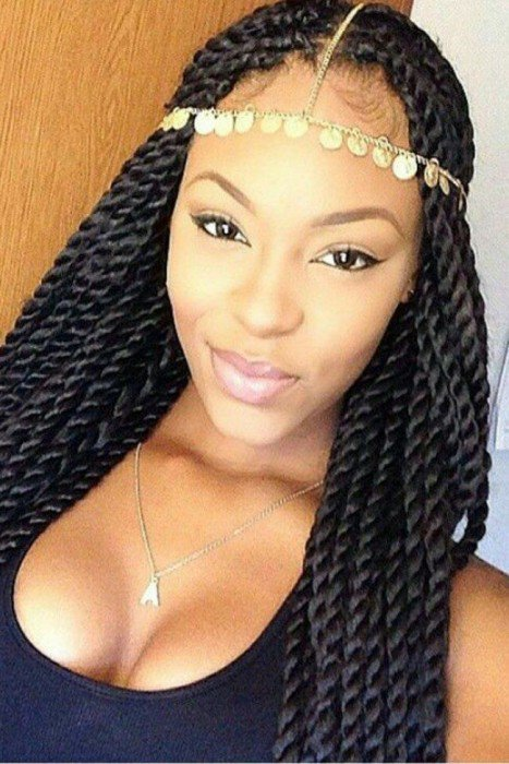 The Best 40 Individual Braids Styles Herinterest Com Pictures