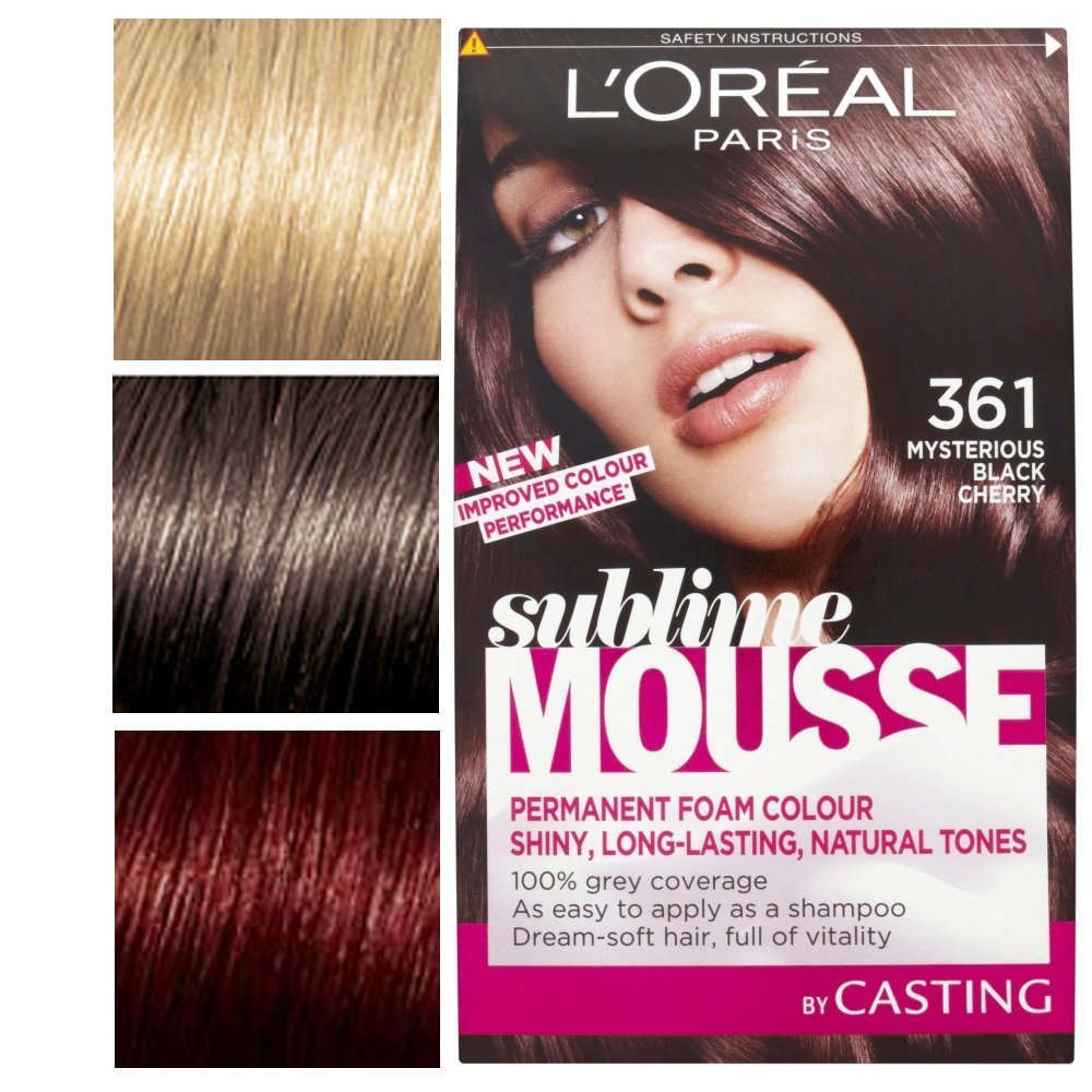 The Best L Oreal Sublime Mousse Luscious Permanent Colour Perfect Grey Coverage Pictures