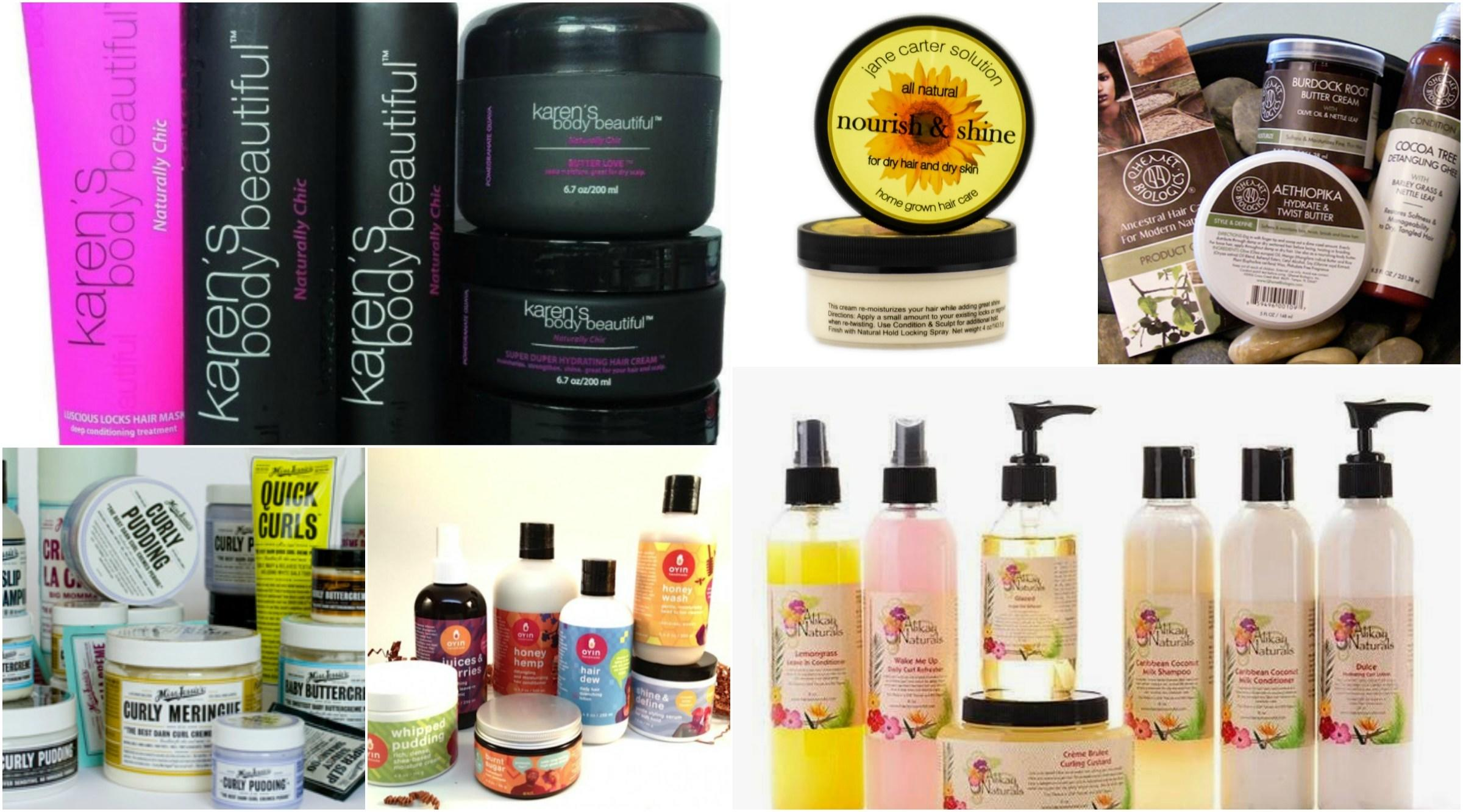 The Best 12 Black Owned Natural Beauty Brands You Should Know Pictures