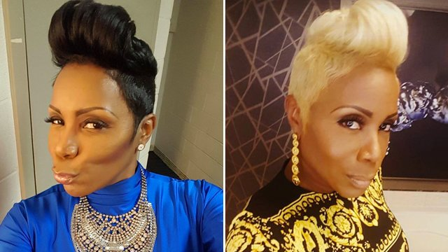 The Best Hype Or Hmm Comedy Queen Sommore Goes Blonde Pictures