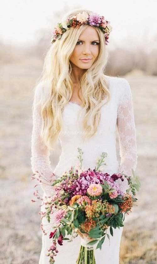 The Best 20 Beach Wedding Hairstyles For Long Hair Hairstyles Haircuts 2016 2017 Pictures