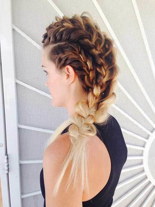 The Best 35 Long Hair Braids Styles Hairstyles Haircuts 2016 2017 Pictures