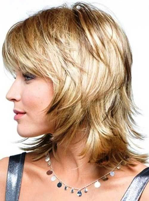 The Best 25 Popular Layered Medium Haircuts Hairstyles Haircuts 2016 2017 Pictures