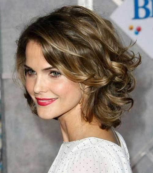 The Best 15 Thick Medium Length Hairstyles Hairstyles Haircuts Pictures