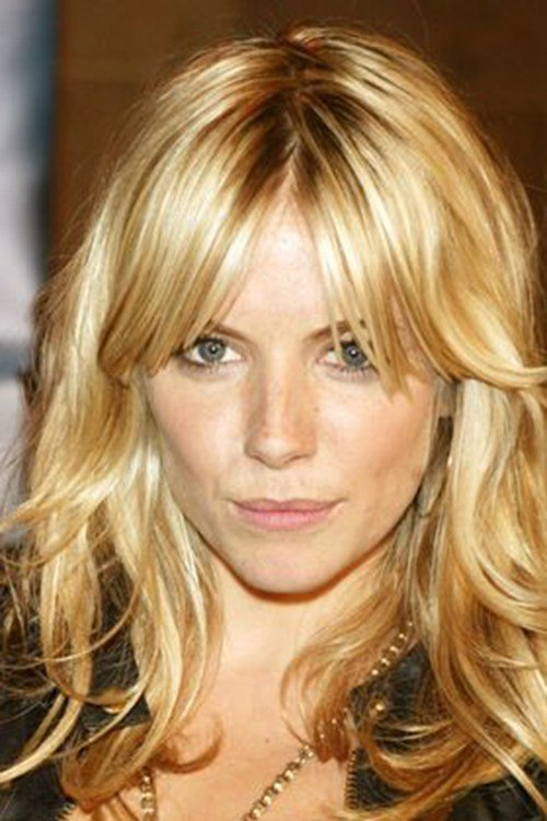 The Best 15 Lovely Hairstyles With Long Bangs Hairstyles Pictures