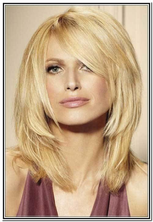 The Best Must See Mid Length Layered Hair Ideas Hairstyles Pictures