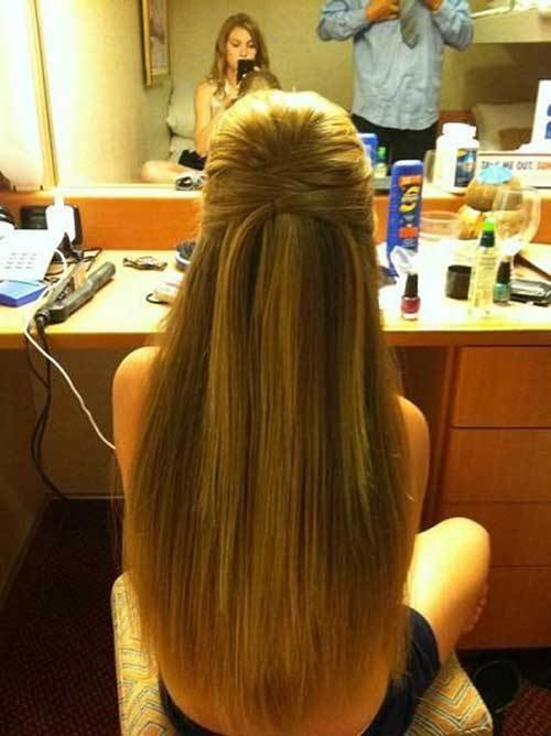 The Best 10 Straight Formal Hairstyles Hairstyles Haircuts Pictures