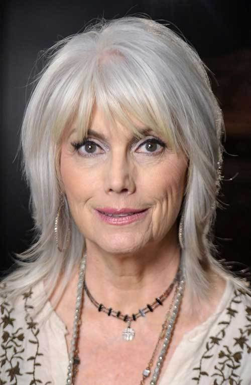 The Best 25 Hairstyles For Long Faces Over 50 Hairstyles Pictures