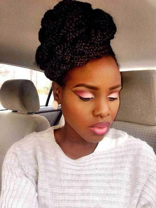The Best 40 African Hairstyle Pictures Hairstyles Haircuts 2016 Pictures
