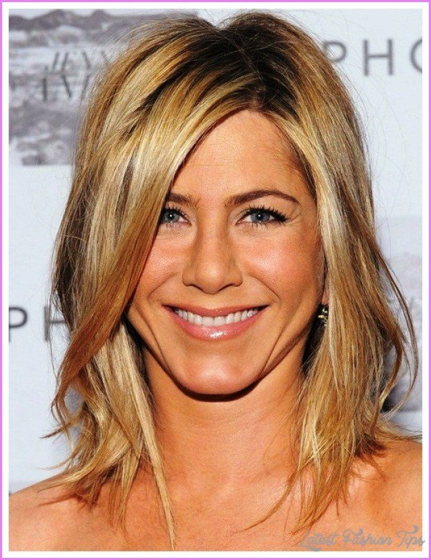 The Best Medium Haircuts For Thin Hair Latestfashiontips Com Pictures
