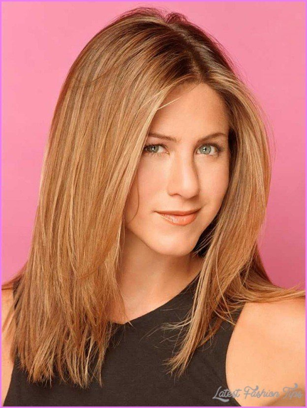The Best Medium Length Haircuts No Bangs Layers Latestfashiontips Com Pictures
