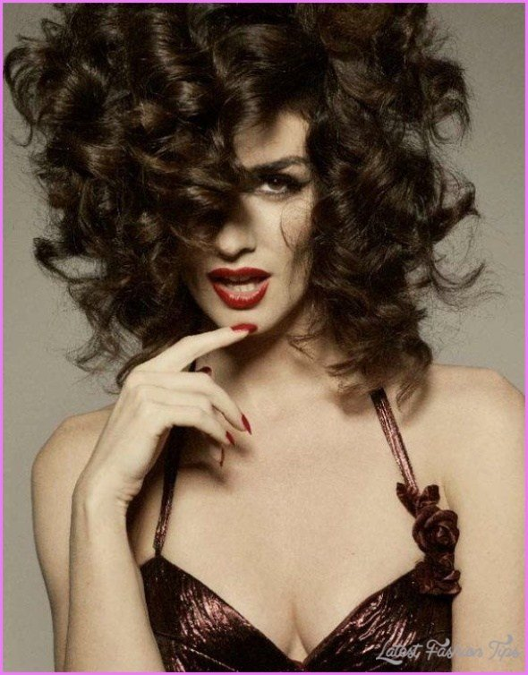 The Best Paz Vega S Hairstyles And Makeup Latestfashiontips Com Pictures