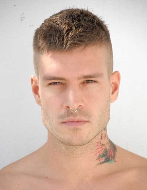 The Best What Are The Most Attractive Extremely Short Haircuts For Men Girlsaskguys Pictures
