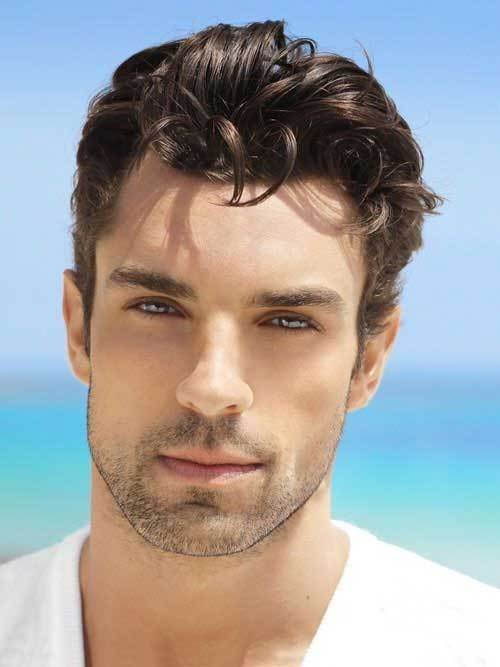 The Best 16 Haircuts For Wavy Hair Men Mens Hairstyles 2018 Pictures