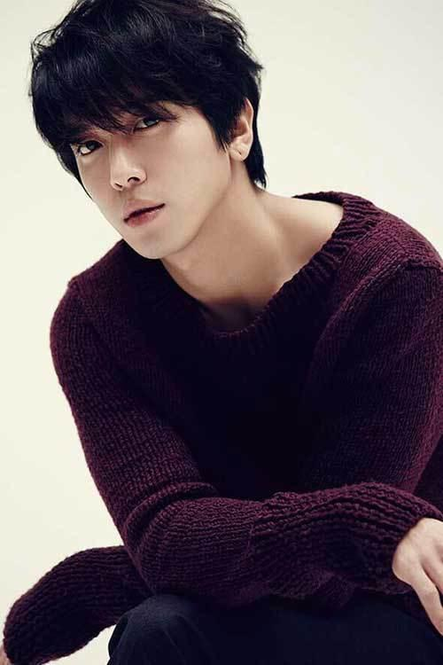 The Best 20 New Korean Hairstyles Men Mens Hairstyles 2018 Pictures