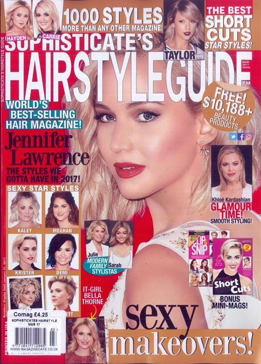 The Best Sophisticates Hairstyle Guide Magazine Subscription Buy Pictures