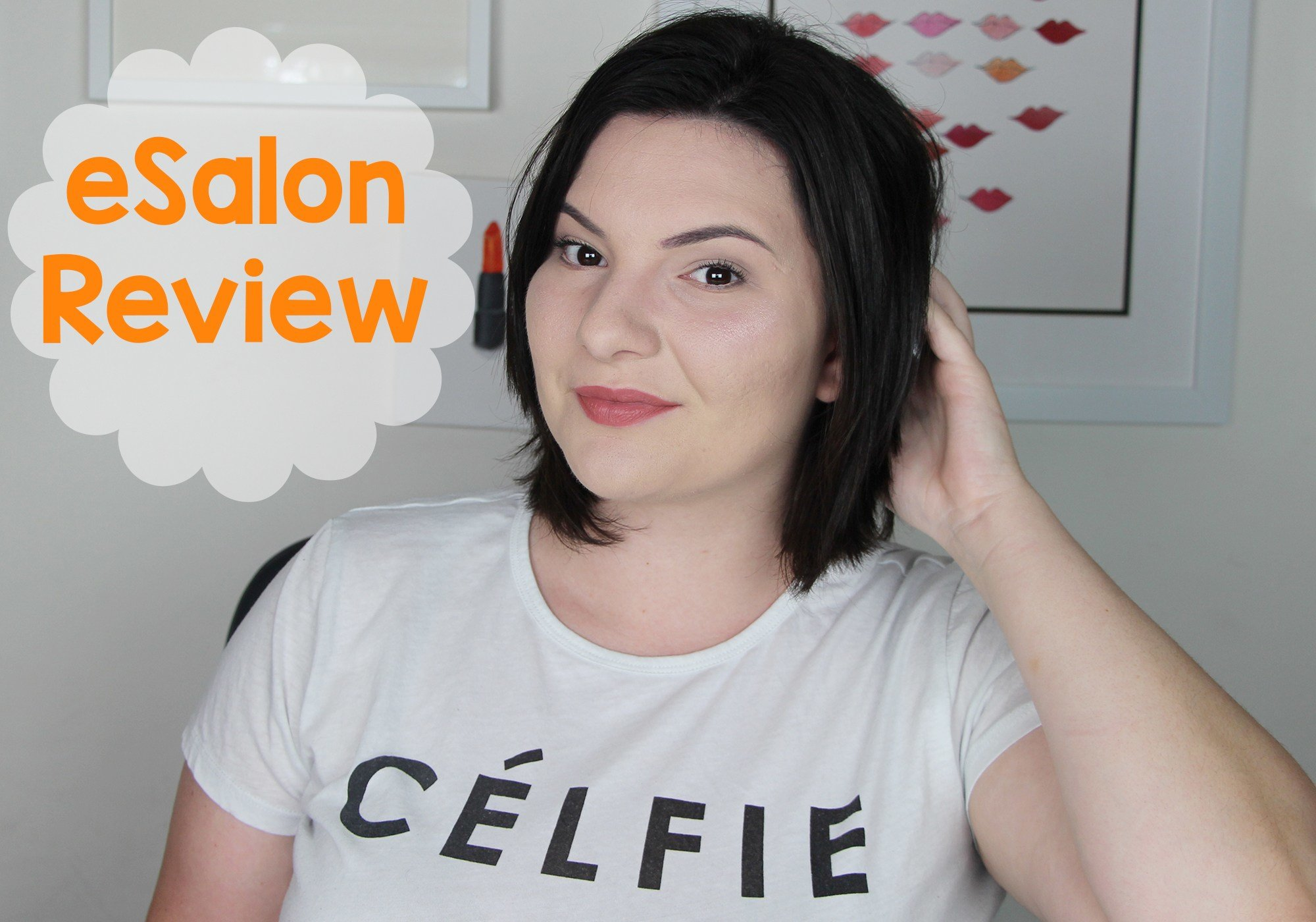 The Best At Home Hair Dye With Esalon Review Demo Video Pictures