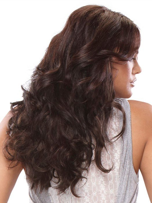The Best 15 Stunning Hairstyles For Thick Wavy Hair Olixe Style Pictures