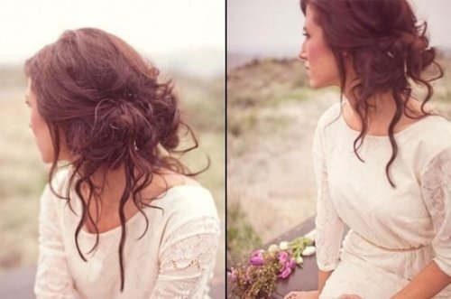 The Best Messy Prom Updos 2015 You Just Have To See Pictures