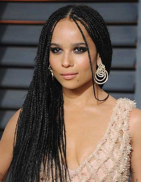 The Best Amazing Micro Braids Hairstyles Pictures