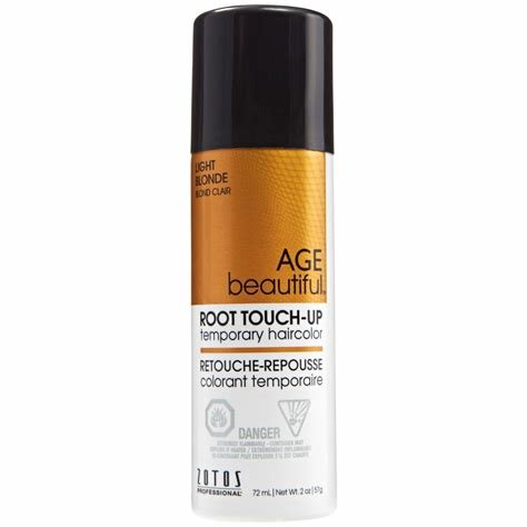 The Best Agebeautiful Root Touch Up Spray Temporary Haircolor Pictures