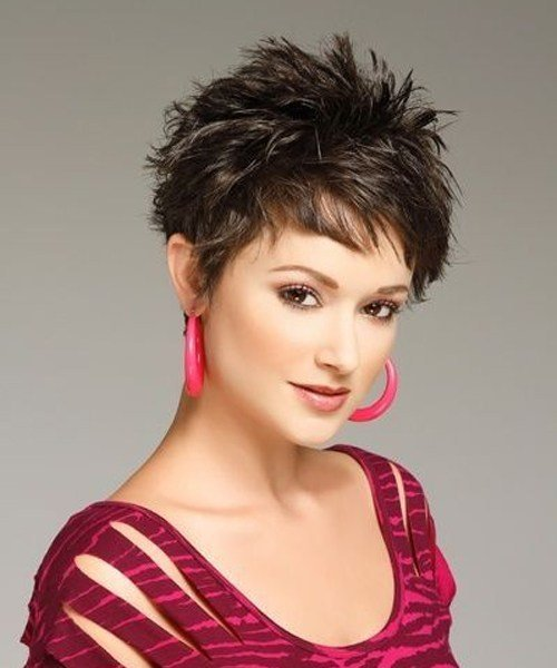 The Best Fascinating Short Crispy Edgy Haircuts 2019 For Women To Pictures