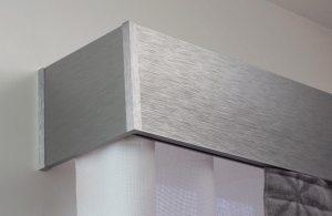 binario in alluminio Sistemi per tende