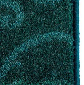 moquette verde e disegno