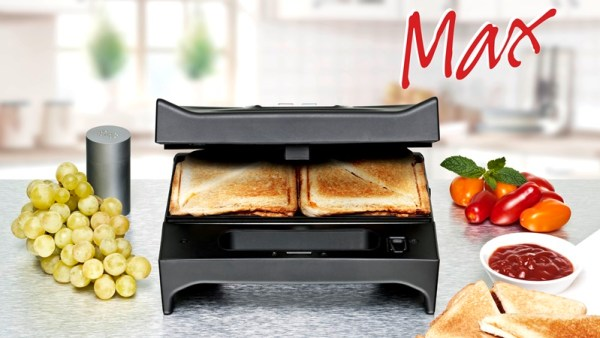 SWG 700 Multi Toast & Grill von Rommelsbacher / Kontaktgrill, Waffeleisen und Sandwichtoaster