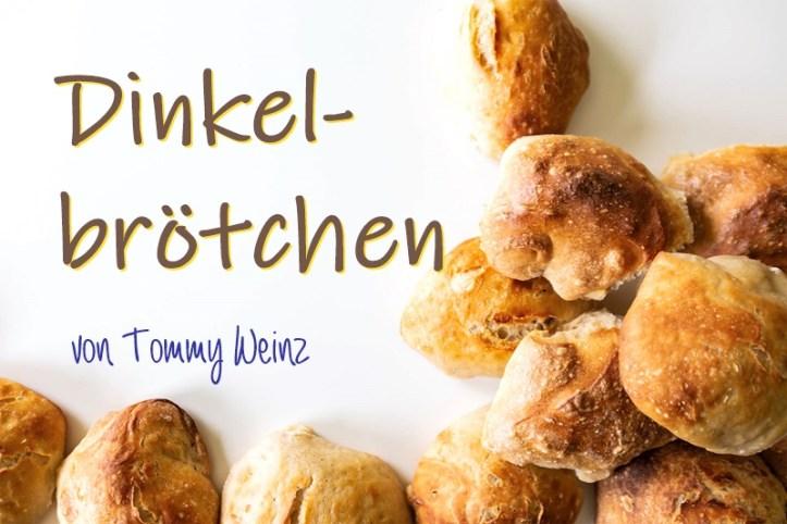 Dinkelbrötchen von der Expedition Backrohr, Rezept von Tommy Weinz für ROMMELSBACHER