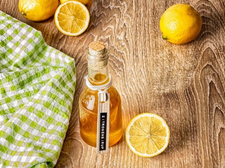 Zitronensirup selbstgemacht - Zitruspresse Rommelsbacher ZP 60 3 Rezepte für selbstgemachten Fruchtsirup aus Zitrusfrüchten