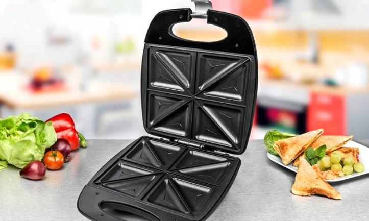 Sandwichmaker Sandwich Toaster ST 1410 für 4 Sandwiches