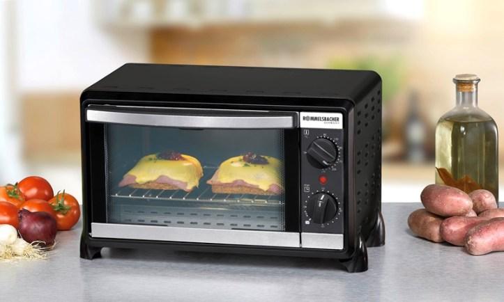 Mini Ofen - der Kleine von Rommelsbacher - BG 950