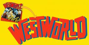 Westworld logo recreation