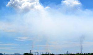 Alerta en Salina Cruz por contaminación de Pemex.