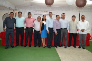 25 FEBRERO 2015 PRIMERA GENERACION DE RESIDENTES MEDICOS DEL HOSPITAL GENERAL DE SALINA CRUZ