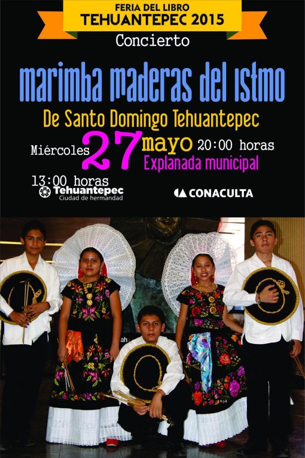 27 Mayo flyer EL RINCON DE LA MAIMBA