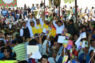 Histórico apoyo a Benjamín Robles 3