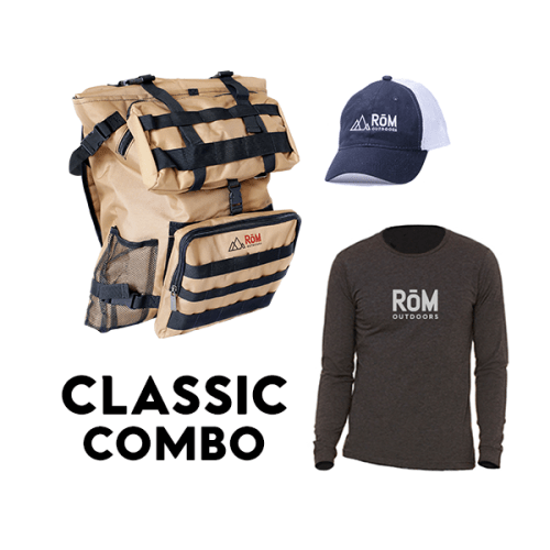 RoM Outdoors, Backpacks, Hiking Gear, Transform Your Adventure, Accessories