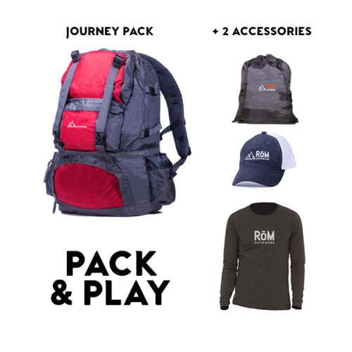 Backpack, RoM Outdoors, Outdoor Gear, Outdoor Backpacks, Hiking Gear, Hiking, Backpacking, Clothing
