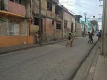 Santiago De Cuba Romping & Nguyening