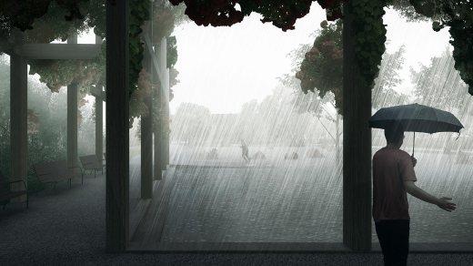 """""""Rosengården"""" av Tredje Natur."""