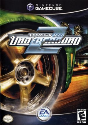Download Game Ppsspp Underground 2 : download, ppsspp, underground, Speed, Underground, Download, GameCube, (USA)