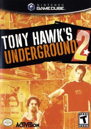 Download Game Ppsspp Underground 2 : download, ppsspp, underground, Hawk's, Underground, Download, GameCube, (USA)