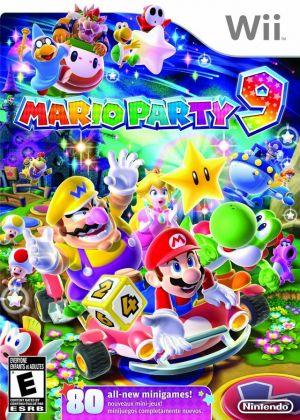 Mario Party 9 ROM